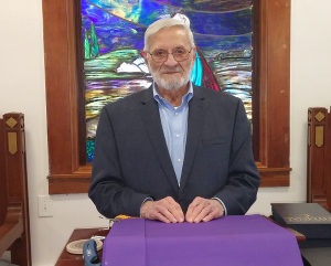 Rev. Tony Gavalas