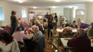 Oyster Supper 2015