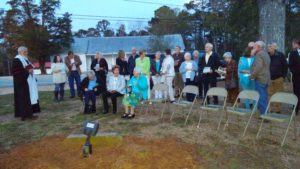 Sunrise Service Easter 2018