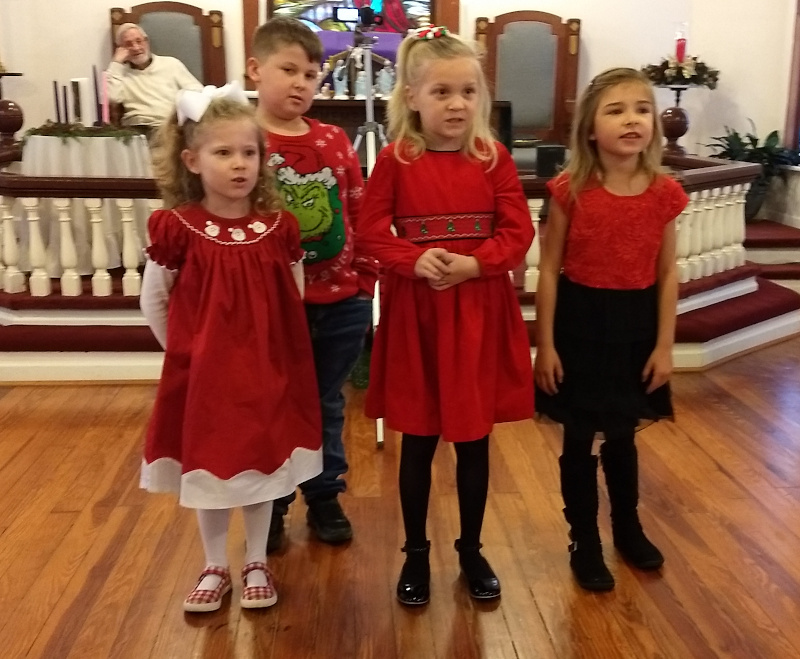 Children's Choir December 20, 2020