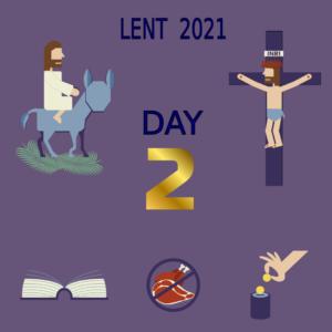 Lent Day 2